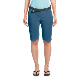 Maier Sports Lawa Bermuda long Femme, ensign blue
